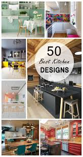 Best Kitchen 50 Best Kitchen Design Ideas For 2017
