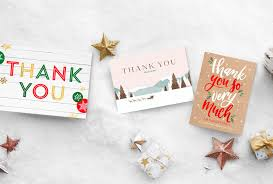 Christmas Card Ideas With Lights How To Create Christmas Thank You Cards Shutterfly