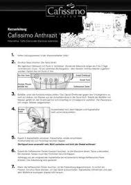 Tchibo gmbh, based in hamburg, employs over 11,000 people worldwide and is mainly known for its coffee shops. Tchibo Cafissimo Coffee Maker Download Manual For Free Now 34214 U Manual Com