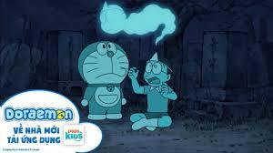 S8] Tuyển Tập Hoạt Hình Doraemon - Nobita Biến Thành Ma