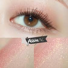 korean eye make up from hh pin by aki warinda