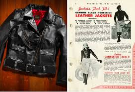 1950s leather jackets are for bad girls only