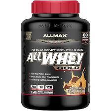 ALLMAX Nutrition, <b>AllWhey Gold</b>, <b>100</b>% Whey Protein + Premium ...
