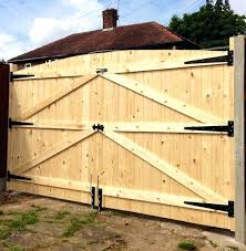wood fence driveway gate. Wonderful Fence Wood Fence Locks Wooden Driveway Gates High Wide Total Free Heavy Duty  Hinges Lock   And Wood Fence Driveway Gate
