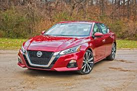 Nissan Altima New Design 2020 Nissan Altima Adds A Little More Kit For A Little More