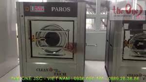 Máy giặt công nghiệp 20kg PAROS KOREA   May giat cong nghiep 20kg PAROS  KOREA