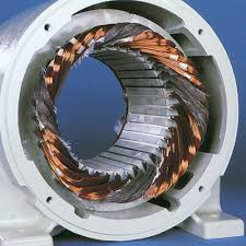 failures in three phase stator windings