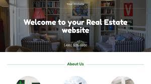 Real Estate Website Templates Real Estate Website Templates GoDaddy 22