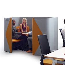 office privacy pods. haven quad meeting pod office privacy pods 4