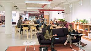 Chelsea office space lounge Template Spaces Time Magazine How To Find Coworking Space In Nyc