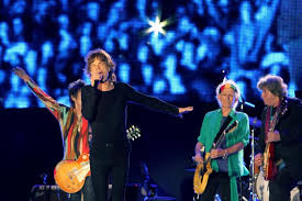 Rose Bowl Seating Chart Rolling Stones 2019 The Rolling Stones Announce Their Rescheduled 2019 Tour Dates