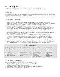 receivable resume account receivable resume