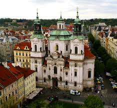 prague from above a photo essay prague st nicholas church