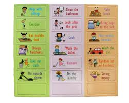 star charts for kids supplementary chore pack for the ele fun chore chart yoyoboko