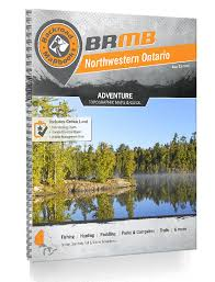 Dogtooth Lake Depth Chart Northwestern Ontario Backcountry Maps