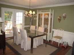 Modern Dining Room With Laminate Floors U0026 Chair Rail In Sullivans Modern Dining Room Chair Rail