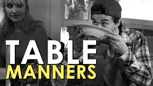 Dining Etiquette  Table Manners AoM Instructional YouTube - Dining room etiquette