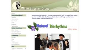 Free Daily Biorhythm Charts Visit Whitestranger Com Natural Biorhythms Windows Vista