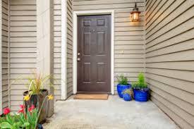 brown front door14 Front Door Color Ideas and Their Meanings  Procom Blog