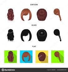 カラ赤い三つ編みとヘアスタイルの他の種類戻るヘアスタイル漫画
