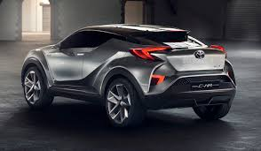 Toyota C-HR production small SUV vital for the brand - Photos