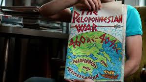 peloponnesian war ancient com the peloponnesian war