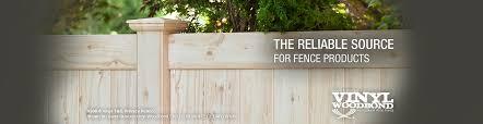 grand illusions eastern white cedar w105 vinyl fence wholesale distributors 541