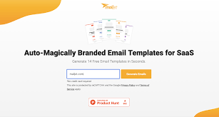 Free Html Templates Generator Of Emails For Your Business