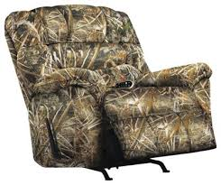Lane Furniture Hunt Camp Collection Rocker Recliner with Heat