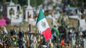 Mexico Covid-19 deaths exceed 100,000, making it fourth country to pass  grim milestone