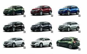 2017 Honda Cr V Color Chart Crv Colors 2015 Future Cars