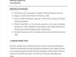 Resume Profile Samples Wonderful 4012 Resume Profile Samples Sample Summary For Cover Letter Creerpro
