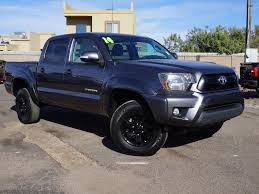Used Toyota Tacoma for sale in Phoenix, AZ