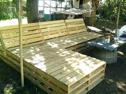 outdoor furniture made from pallets how to make patio furniture out of pallets outdoor sofa made