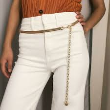 Alloy Jeans Size Chart Details About Women Alloy Waist Long Tassel Waist Chain Body Jewelry Sexy Chain Gift Us