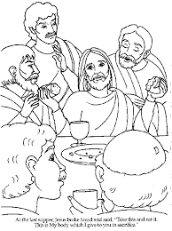 Small Picture Lesson 7 The Lords SupperJesus is Betrayed The Lords Supper 23