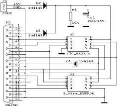 eeprom programmer circuit serial eeprom programmer circuit