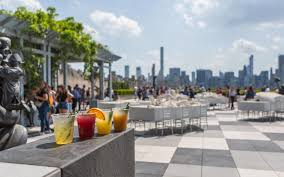 the met roof garden café martini bar