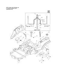 Snapper zero turn riding mower fuel tank mount parts