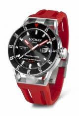 locman watches locman mens watches locman locman mens monte cristo professional diving watch red 513bkrdrd