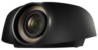 sony 4k projector. sony vlp-vw1100es 4k projector 4k