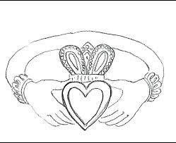 Ireland Coloring Pages St Day 6 Coloring Page Irish Dance Coloring