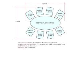 what size round table seats 8 what size round table seats 8 8 round dining table
