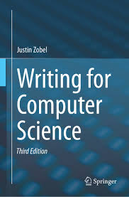 writing for computer science rd edition springer
