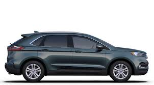 New Baltic Sea Green Color For 2019 Ford Edge First Look