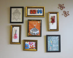 Home Decor : Tshirt graphic \u0026 3D Wall Art Picture Frame Collage ...
