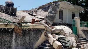 Haiti earthquake: Tropical storm ...