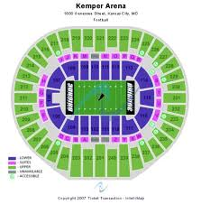 Kemper Arena Tickets In Kansas City Missouri Kemper Arena