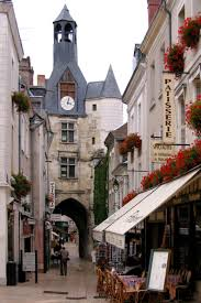 Amboise ~ is a small market town in central France. It lies on the ...