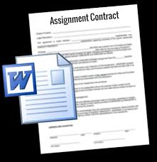 Free Assignment Contract